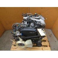 1987 Toyota Supra MK3 #1099 7MGE Inline 6 Cylinder 3.0L Engine Complete