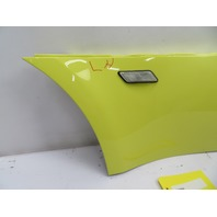BMW Z3 Roadster E36 #1100 Left Driver Side Front Fender Yellow