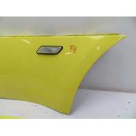 BMW Z3 Roadster E36 #1100 Right Passenger Side Front Fender Yellow