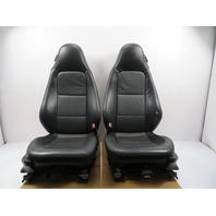 BMW Z3 Roadster E36 #1101 Black Power Front Seats