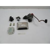 BMW Z3 Roadster E36 #1101 ECU DME EWS Immobilizer Ignition Lock & Key Set M52