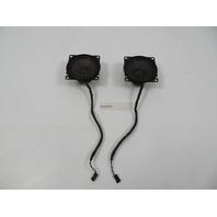 BMW Z3 Roadster E36 #1101 Rear Haes Speaker Pair 65108386425