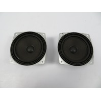 BMW Z3 Roadster E36 #1101 Front Haes Footwell Speaker Pair 65108386424