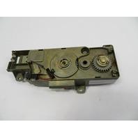 01-06 BMW M3 E46 Convertible #1102 Top Tonneau Cover Lid Drive Motor 51258248308