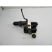 01-06 BMW M3 E46 #1102 SMG Pump Hydraulic Unit Pressure Accumulator 21532229715