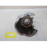 01-06 BMW M3 E46 Convertible #1102 Front Left Driver Side Hub Knuckle Spindle