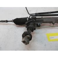 01-06 BMW M3 E46 Convertible #1102 Power Steering Rack & Tie Rods 32132229395