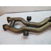 01-06 BMW M3 E46 #1102 OEM Exhaust Intermediate Pipe Silencer 18107832313