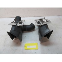 01-06 BMW M3 E46 #1102 Right & Left Brake Air Duct Dam