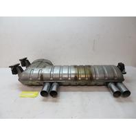 01-06 BMW M3 E46 Convertible #1102 OEM Exhaust Muffler 18107831783