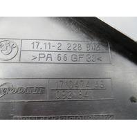 01-06 BMW M3 E46 #1102 Radiator Shroud Air Duct OEM