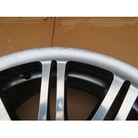 "01-06 BMW M3 E46 #1102 OEM 19"" Rear Wheel Style 67 Polished"