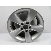 """2006-2008 BMW Z4 E85 E86 OEM 17"""" Rear Wheel Star Spoke 105"""