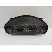 99 BMW M3 E36 Convertible #1103 Instrument Cluster Speedometer 62112497710