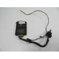 99 BMW M3 E36 Convertible #1103 OEM Alarm Control Unit W/ Wire Harness