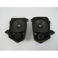 99 BMW M3 E36 Convertible #1103 Rear Harman Kardon Speaker Tweeter Set