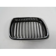 99 BMW M3 E36 Convertible #1103 Right Chrome Kidney Grill OEM 51138195152