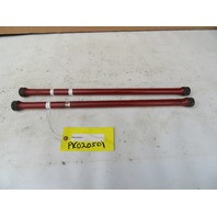 78-86 Porsche 911 SC Targa #1105 Rear Torsion Bar Pair 24.1MM