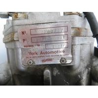 78-83 Porsche 911 SC Targa #1105 A/C Air Conditioning Compressor YORK 91112690100