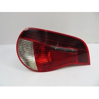 07 BMW Z4 E85 E86 #1106 Taillight, Red / Clear OEM, Left Side