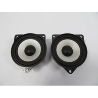 07 BMW Z4 E85 E86 #1106 Speaker Pair, Mid-Range Top HiFi 65139143987