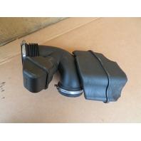 07 BMW Z4 E85 E86 #1106 Air Intake, Duct Pipe Resonator N52 3.0L 13717556528