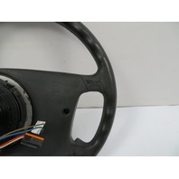 BMW 840ci 850i E31 #1107 Steering Wheel, Leather Black