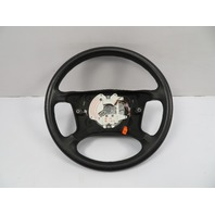 BMW 840ci 850i E31 #1107 Steering Wheel, Leather Black