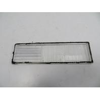 BMW 840ci 850i E31 #1107 Foglight, Glass Lens, Left 63128354541
