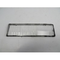 BMW 840ci 850i E31 #1107 Foglight, Glass Lens, Left 63128354541