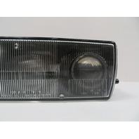 BMW 840ci 850i E31 #1107 Headlight, Glass Lens, Left 63128354541