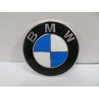 BMW 840ci 850i E31 #1107 Emblem, Trunk OEM Roundel 51141970248