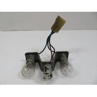 Ferrari 328 GTS #1108 Light Lamp, Turn Signal & Reverse Bulb Housing
