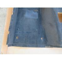 98 BMW Z3 M E36 #1109 Carpet, Main Interior, Black