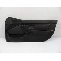 BMW Z3 E36 #1110 Door Panel, W/ Airbag  Right, Black