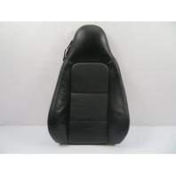 BMW Z3 E36 #1110 Seat Cushion, Backrest, Right Black