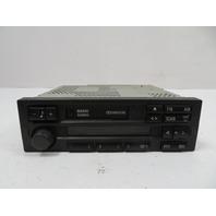 BMW Z3 E36 #1110 Radio, Cassette Player AM FM Tuner C43 65128375949