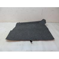 BMW Z3 E36 #1110 Carpet, Trunk Floor Board Lining Mat 51478397560