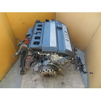 BMW Z3 E36 #1110 Engine Assembly, M52 Inline 6 2.5L *TESTED