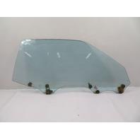 89 Toyota Supra MK3 #1111 Glass, Door Window, Right