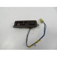 89 Toyota Supra MK3 #1111 Door Lock Unlock & Switch, Right Maroon 69716-14010