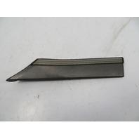 89 Toyota Supra MK3 #1111 Trim, Rear Quarter Moulding, Left 89-92 75652-14170