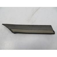89 Toyota Supra MK3 #1111 Trim, Rear Quarter Moulding, Right 89-92 75651-14200