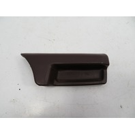 89 Toyota Supra MK3 #1111 Seat Recline Handle, Right Maroon