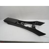 09 BMW Z4 E89 #1113 Center Console, Black Leather