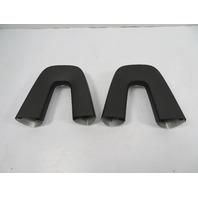 09 BMW Z4 E89 #1113 Trim Pair, Roll Bar