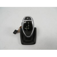 09 BMW Z4 E89 #1113 Shift Knob & Boot, Black Leather Sdrive