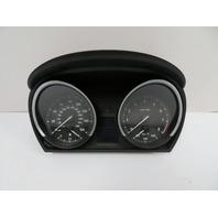 09 BMW Z4 E89 #1113 Instrument Cluster, Speedometer 9210500