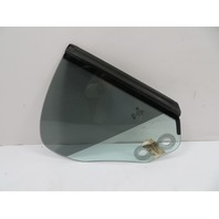 09 BMW Z4 E89 #1113 Glass, Rear Quarter Window, Right