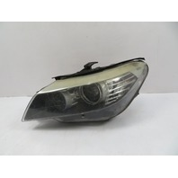09 BMW Z4 E89 #1113 Headlight, AHL Adaptive Xenon, Left 7191749